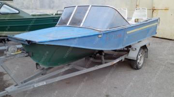 Лодка «Воронеж»: история создания, ходовые качества и модификации