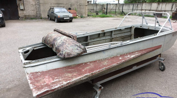 Лодка Казанка ее характеристики и модификации