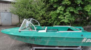 История моторной лодки «Крым» и ее характеристики