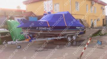 Тент транспортировочный для м/л Сильвер Игл Стар Кабин 650