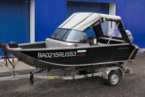 Лодка Волжанка 46 характеристики и преимущества