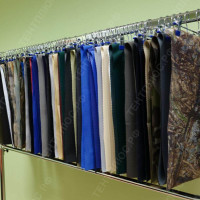 Какая тентовая ткань используется для изготовления нашей продукции?