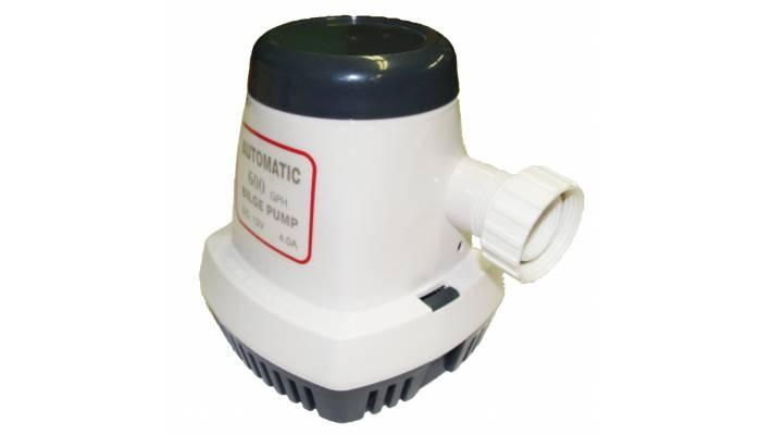 Осушительная помпа автоматическая с встроенным выключателем