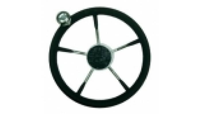 Рулевое колесо 5-ти спицевое с лентяйкой
