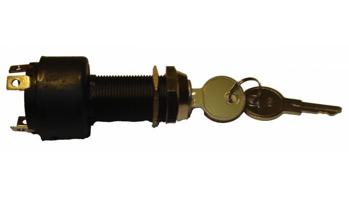Замок зажигания с комплектом ключей (5 контактов)
