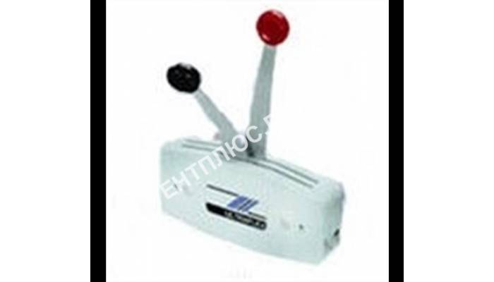 Контроллер двухрычажный газа реверса В47 белый