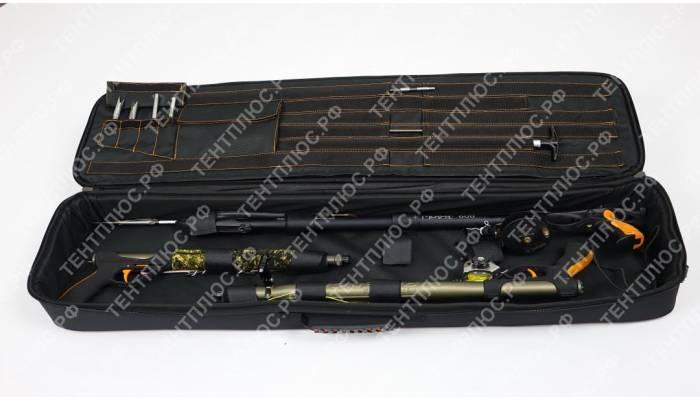 Кейс для хранения и переноски трех подводных ружей