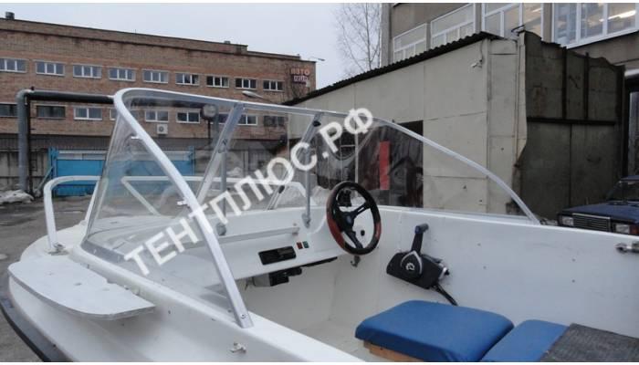 Стекло с калиткой для лодки Нептун-400