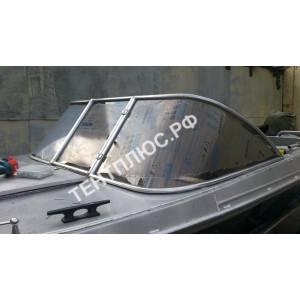 Стекло с калиткой для катера WR-470А