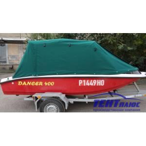 Тент на лодку Дансер 400
