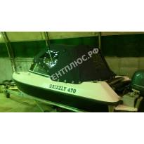 "Тент на лодку ""GRIZZLY-470"" (Гризли-470)"
