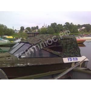 Тент  на лодку Крым-3