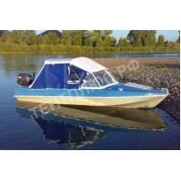 Тент  на лодку Обь-М