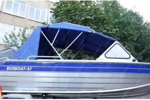 Тент на лодку Русбот 47