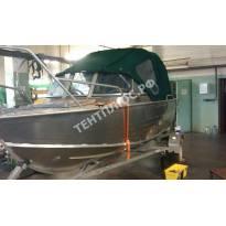 Тент на лодку WINDBOAT-48 (ВИНДБОТ-48)