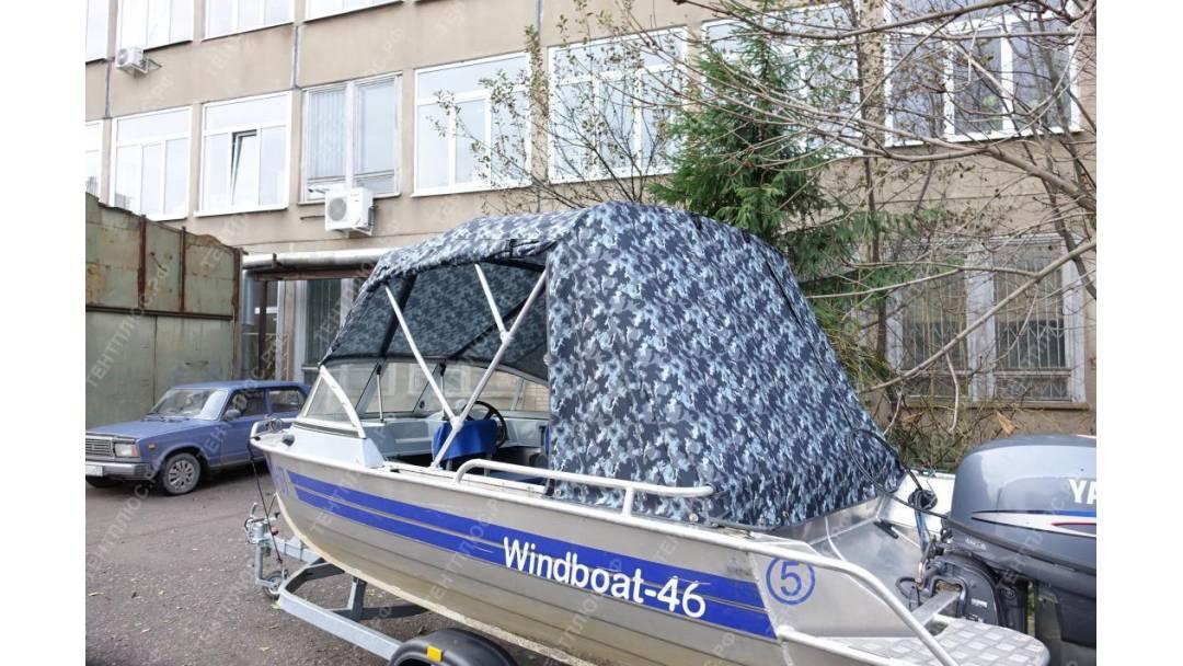 Где купить тент на лодку виндбот