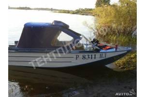 Тент на лодку Днепр