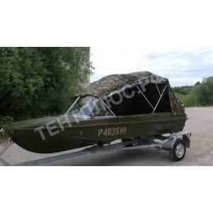 Тент  на лодку Казанка-5