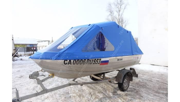 Тент на лодку Квинтрекс 390 (Quinrtex 390 Dart)