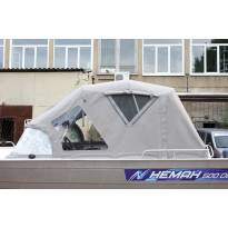 Тент на лодку Неман 500 DCM