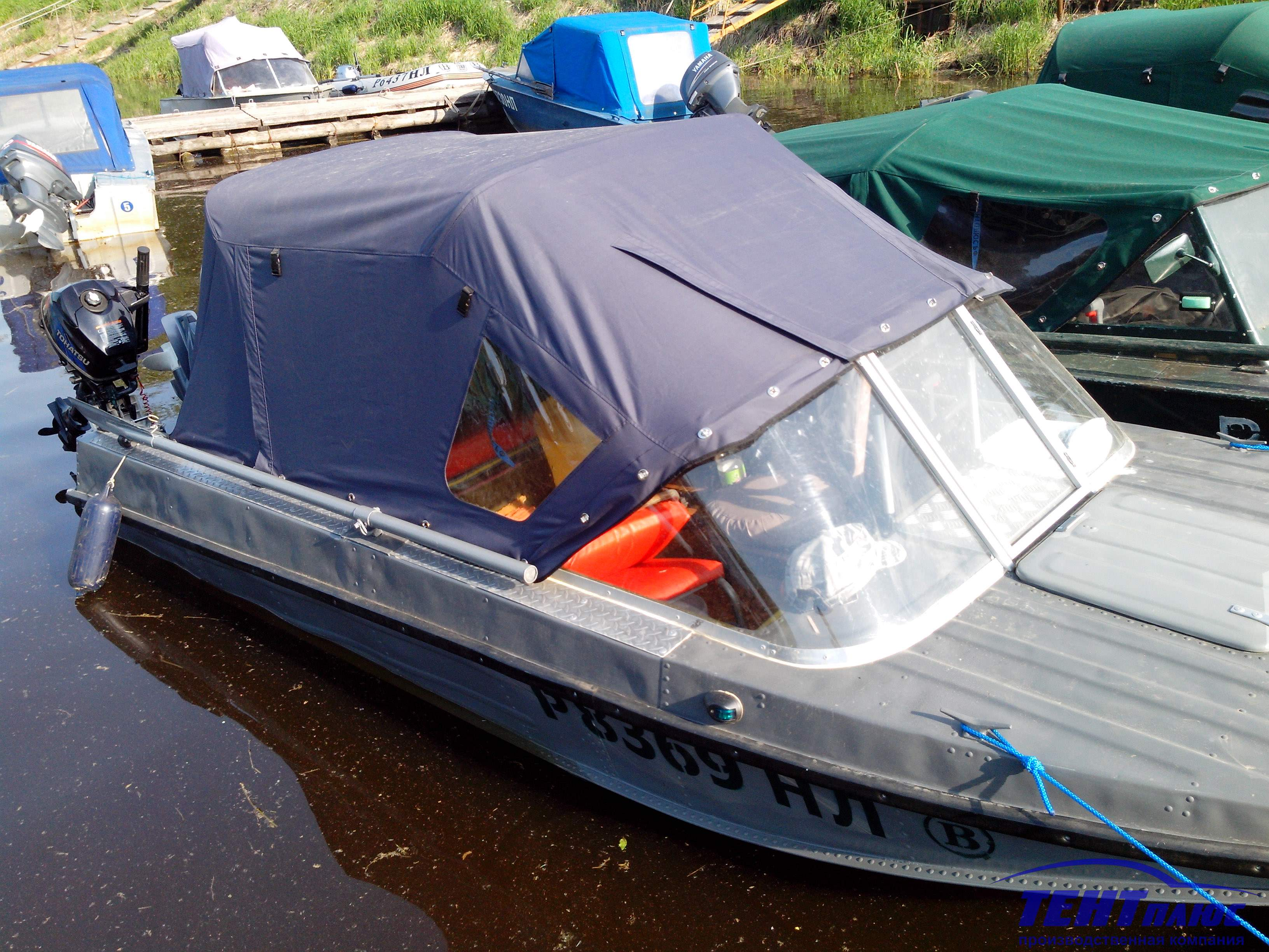 Лодка Лфзанка 5 М