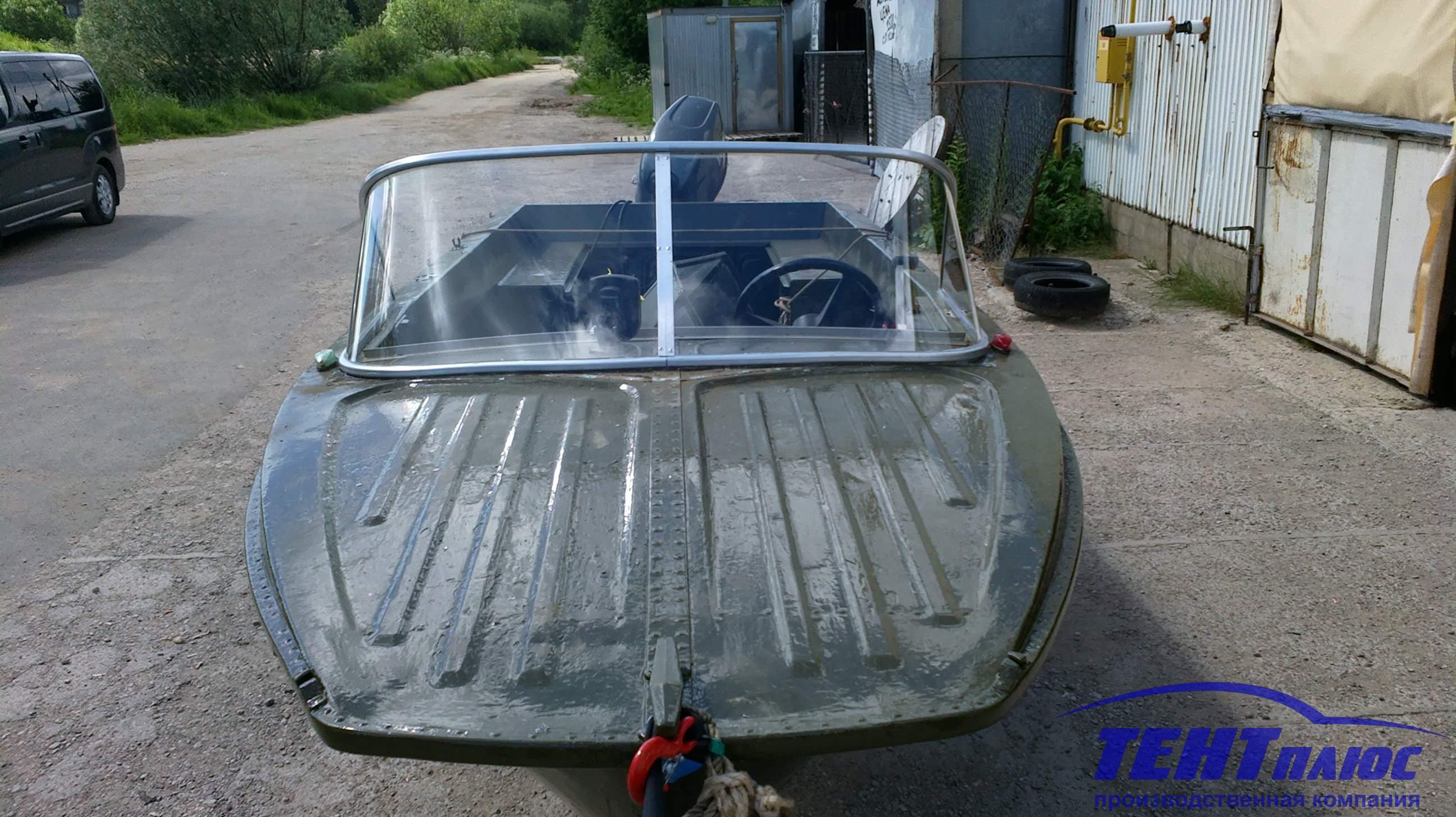 Лобовое стекло на  Казанка 5М